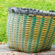 Stock Photo: Trash basket
