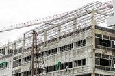 Building under constuction — Stock Photo