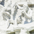 Stock Photo: Trevi fountain