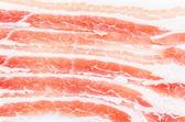 Smoked bacon — Stock Photo