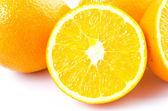Orange fruits — Stock Photo