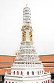 Smaragd tempel in thailand — Stockfoto