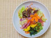 Salad tuna japanese style — Stock Photo