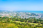 Cityscape in Phetchaburi, Thailand — Stock Photo