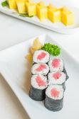 まぐろ寿司 — ストック写真