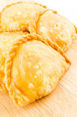 Curry puff — Stock Photo