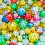 Christmas ball background — Stock Photo #39919259