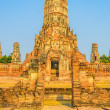 Wat Chai Watthanaram temple — Stock Photo #39914853
