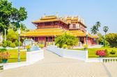 Templo chinês em bang pa — Fotografia Stock