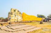 Buddha sleep statue — Stock Photo