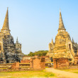 Wat Phra Si Sanphet temple — Stock Photo #39940593