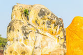 Estátua de Buda sono — Fotografia Stock
