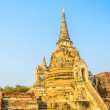 Wat Phra Si Sanphet temple — Stock Photo #39959525