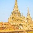 Wat Phra Si Sanphet temple — Stock Photo #39959575