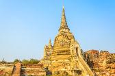 Wat Phra Si Sanphet temple — Stock Photo