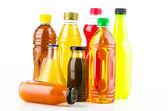 Soft bottle drink — Stock Photo