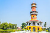 Tower in bang pa — Stock Photo