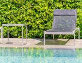 кровати бассейн — Стоковое фото
