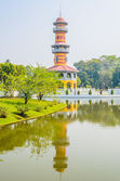 Tower in bang pa — Stock Photo