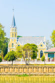 Wat Niwet Thammaprawat Temple — Stock Photo