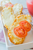 Cheese bread — Stock Photo