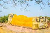 Buddha sleep statue — Stockfoto