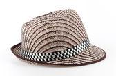 Vintage panama şapka — Stok fotoğraf