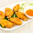 Stock Photo: chicken wings