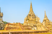 Wat Phra Si Sanphet temple — Stock Photo