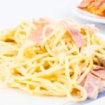 Spagetti — Stock Photo