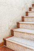 Staircase concrete — Stock Photo