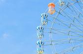 Ruota panoramica di divertimenti — Foto Stock