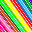 Color pens — Stock Photo