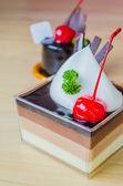 Layer cake — Stock Photo