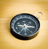 Compass with retro effect — Stock Photo
