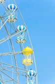 Roda-gigante de diversões — Foto Stock