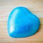 Chocolate heart — Stock Photo #41055921
