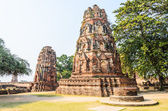 Old temple in  Thailand — Stock Photo