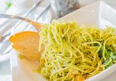 Spagetti — Stok fotoğraf