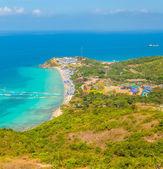 Koh larn island tropical beach — Stock Photo