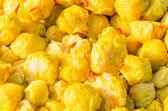 Dumplings texture — Stock Photo