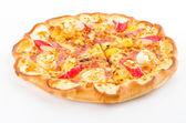 Pizza em branco — Foto Stock