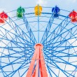 Vintage ferris wheel — Stock Photo #41404375