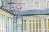 Budowy domu — Zdjęcie stockowe