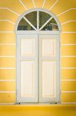 Old classic window — Stock Photo