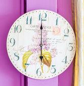 Orologio sul muro — Foto Stock