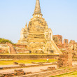 Wat PhrSi Sanphet temple — Stock Photo #41854853