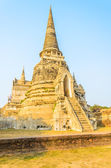 Wat phra si sanphet chrám — Stock fotografie