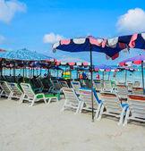 Koh larn eiland, tropisch strand — Stockfoto