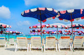 Koh larn island, tropical beach — Stock Photo